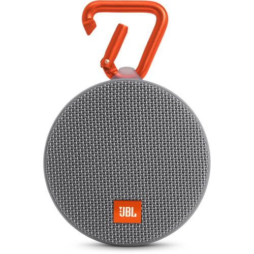 JBL Clip 2 Speaker (Gray)