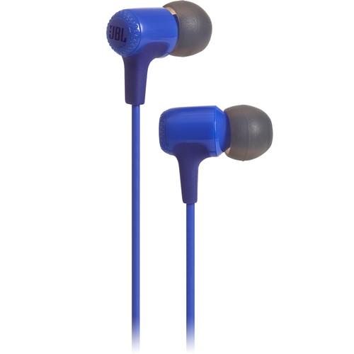 JBL E15 In-Ear Headphones (Blue)