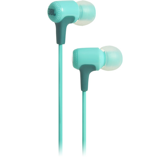 JBL E15 In-Ear Headphones (Teal)