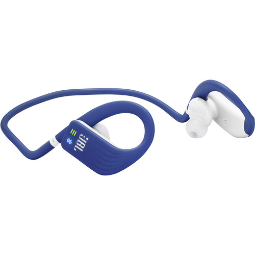 JBL Endurance DIVE Waterproof Wireless In-Ear Headphones with MP3 Player (Blue)