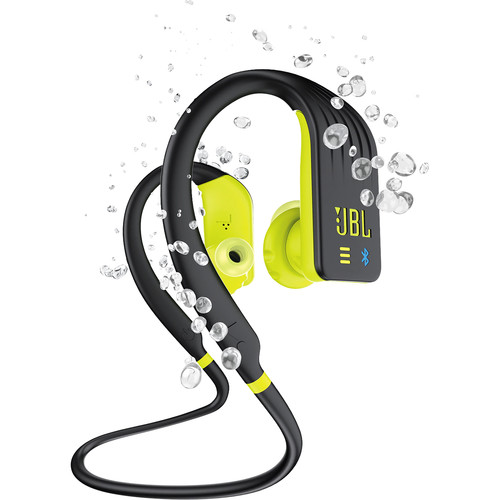 JBL Endurance DIVE Waterproof Wireless In-Ear Headphones with MP3 Player (Yellow)