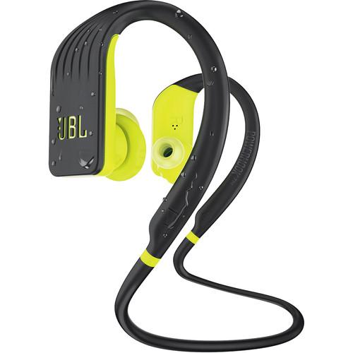 JBL Endurance JUMP Waterproof Wireless In-Ear Headphones (Black/Yellow)