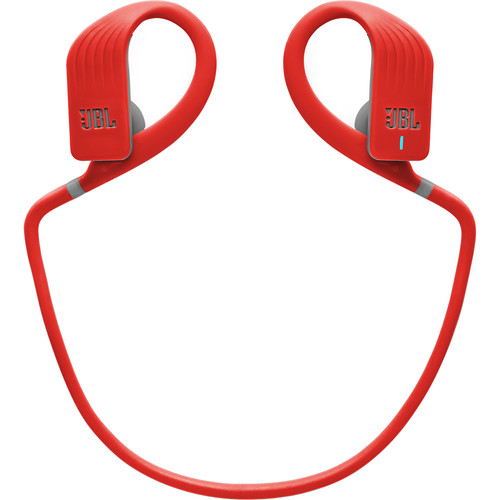 JBL Endurance JUMP Waterproof Wireless In-Ear Headphones (Red)