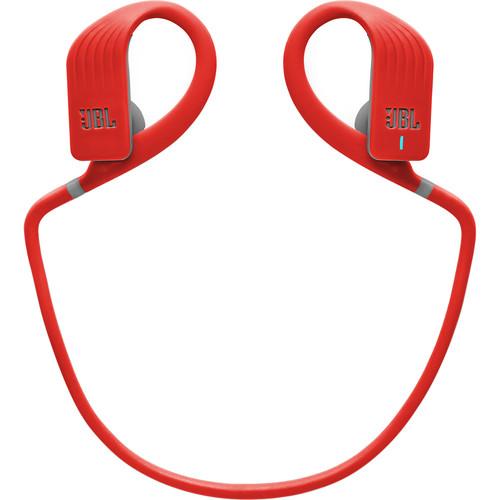 JBL Endurance JUMP Waterproof Wireless In-Ear Headphones (Red)