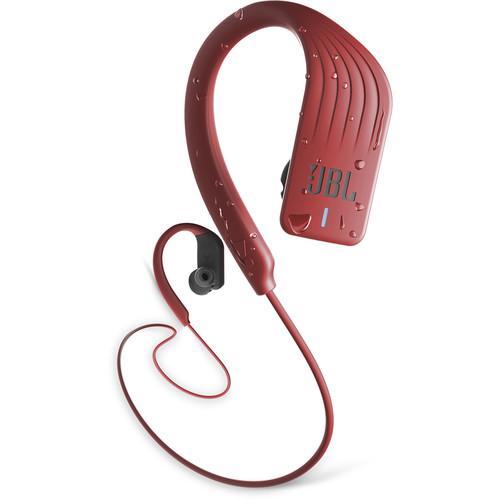 JBL Endurance SPRINT Waterproof Wireless In-Ear Headphones (Red)