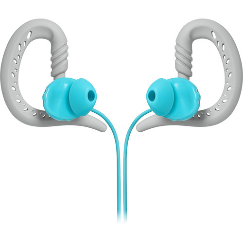 JBL Focus 300 Women Behind-the-Ear Sport Headphones (Teal)