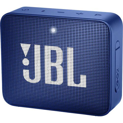 JBL GO 2 Portable Wireless Speaker (Deep Sea Blue)