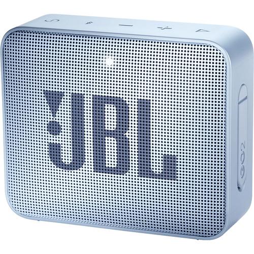 JBL GO 2 Portable Wireless Speaker (Icecube Cyan)