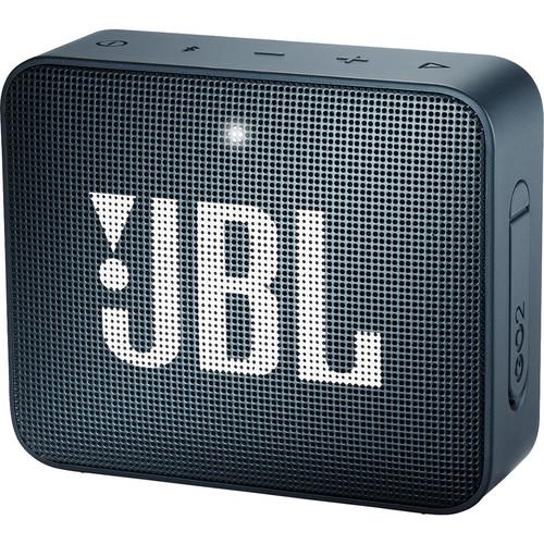 JBL GO 2 Portable Wireless Speaker (Slate Navy)