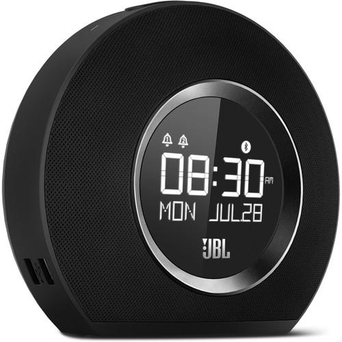 JBL Horizon Clock Radio (Black)
