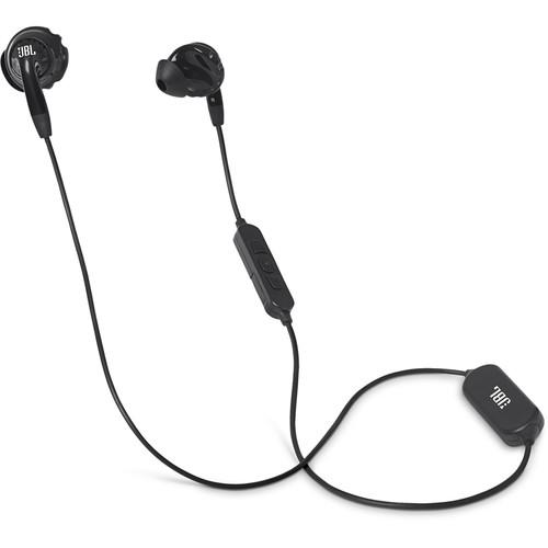 JBL Inspire 500 In-Ear Wireless Sport Headphones (Black)