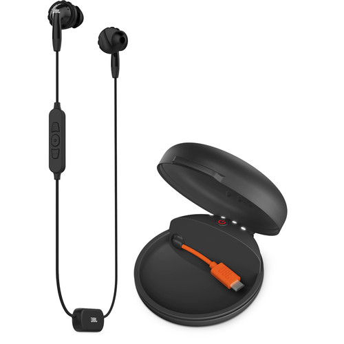 JBL Inspire 700 In-Ear Wireless Sport Headphones With Charging Case And Up To 8 Hours Of Playback And 16