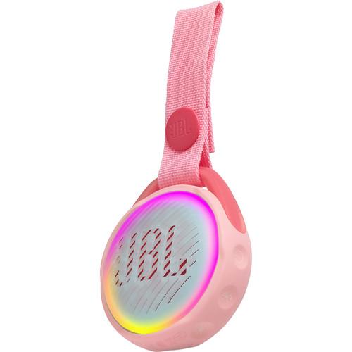 JBL JR POP Kids Portable Bluetooth Speaker (Rose Pink)