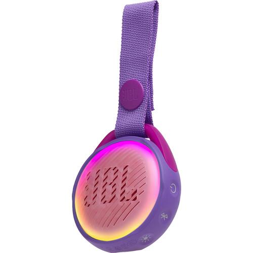 JBL JR POP Kids Portable Bluetooth Speaker (Iris Purple)