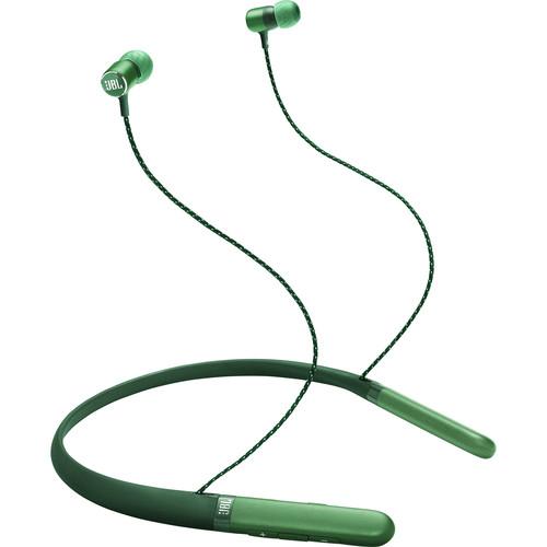 JBL Live 200BT In-Ear Neckband Wireless Headphones (Green)
