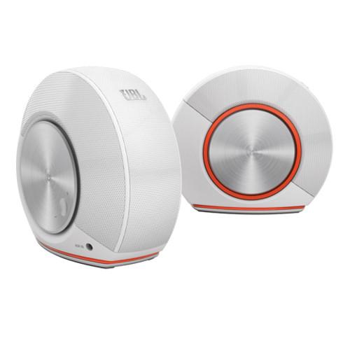 JBL Pebbles Speaker (White/White)