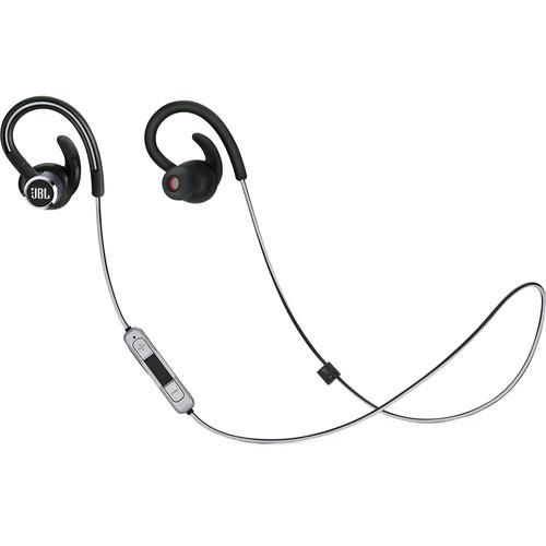 JBL Reflect Contour 2 In-Ear Secure Fit Wireless Sport Headphones (Black)
