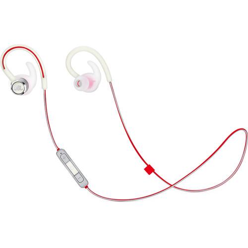 JBL Reflect Contour 2 In-Ear Secure Fit Wireless Sport Headphones (White)
