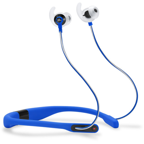 JBL Reflect Fit Heart Rate Wireless Headphones (Blue)