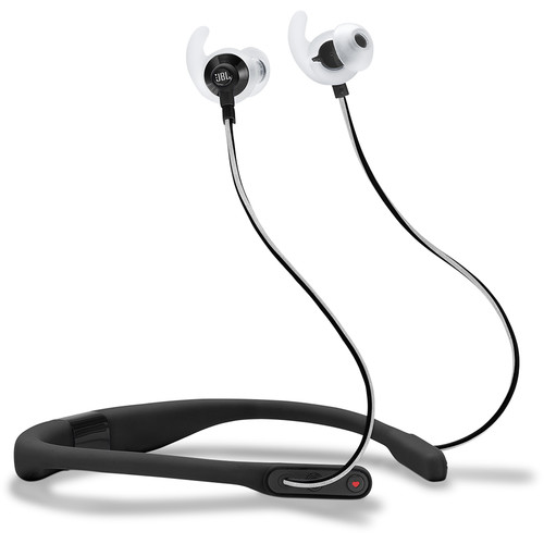 JBL Reflect Fit Heart Rate Wireless Headphones (Black)