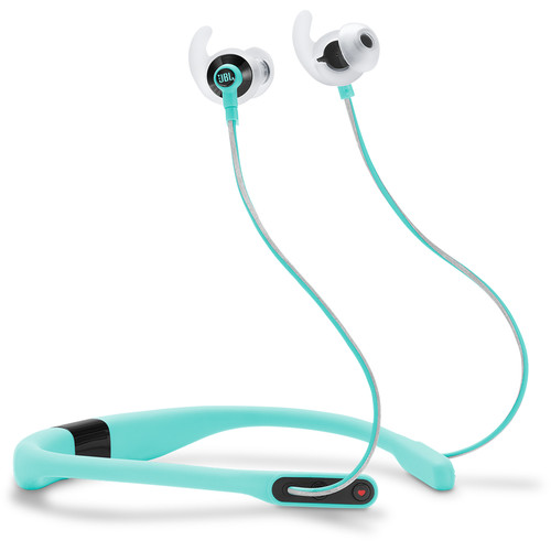 JBL Reflect Fit Heart Rate Wireless Headphones (Teal)