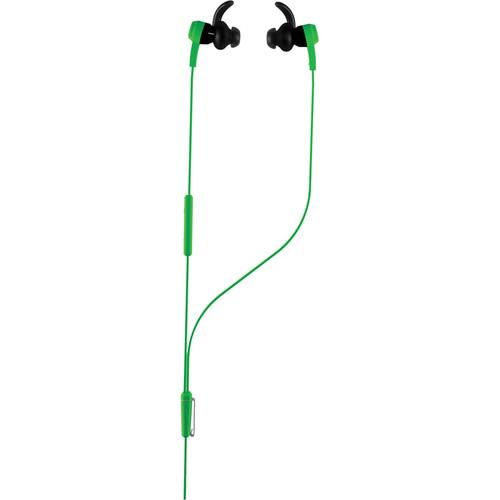 JBL Synchros Reflect In-Ear Sport Headphones (iOS Remote, Green)