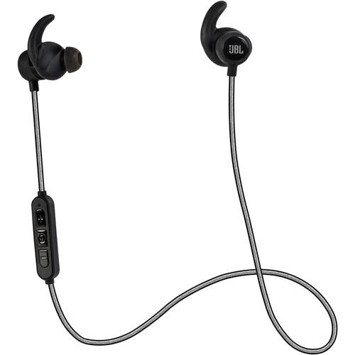 JBL Reflect Mini Wireless Earbuds (Black)