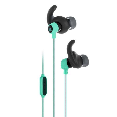 JBL Reflect Mini Earbud Sport Headphones (Teal)