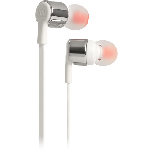 JBL T210 In-Ear Headphones (Gray)