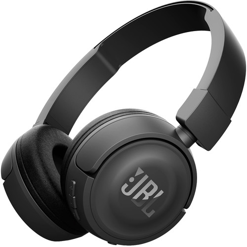 JBL Tune 450BT Wireless On-Ear Headphones (Black)