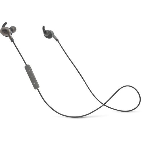 JBL Everest 110 Wireless Earbuds (Gunmetal)