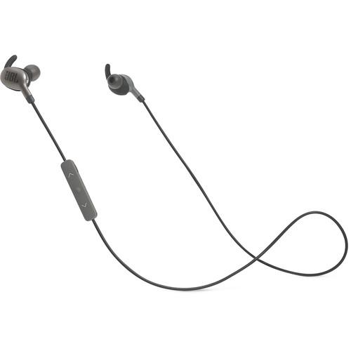 JBL Everest 110GA Wireless In-Ear Headphones (Gunmetal)