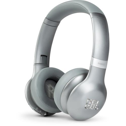 JBL Everest 310 On-Ear Wireless Headphones (Silver)
