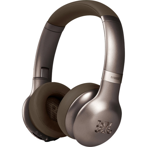 JBL Everest 310GA On-Ear Wireless Headphones (Brown)