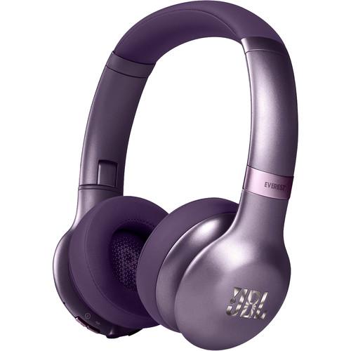 JBL Everest 310GA On-Ear Wireless Headphones (Purple)