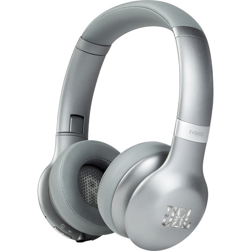 JBL Everest 310GA Wireless Over-Ear Headphones (Silver)