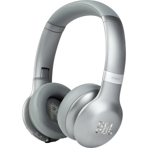 JBL Everest 310GA On-Ear Wireless Headphones (Silver)