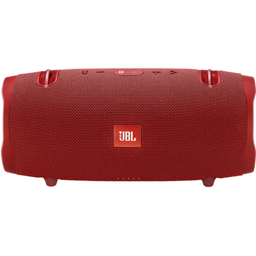 JBL Xtreme 2 Portable Bluetooth Speaker (Red)