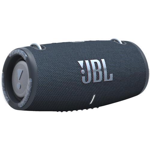 JBL Xtreme 3 Portable Bluetooth Speaker (Blue)