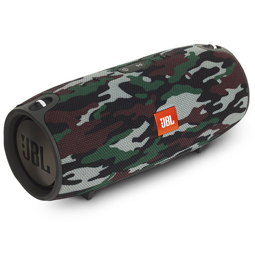 JBL Xtreme Portable Bluetooth Speaker (Camouflage)