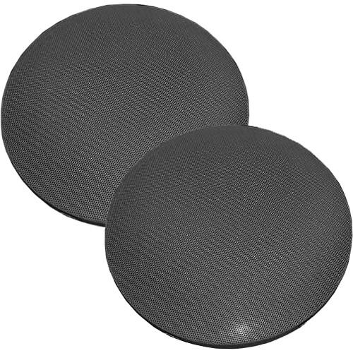 JBL MTC-16WG High-Humidity Grilles for Control 10 Series Ceiling Speakers (Pair, Black)