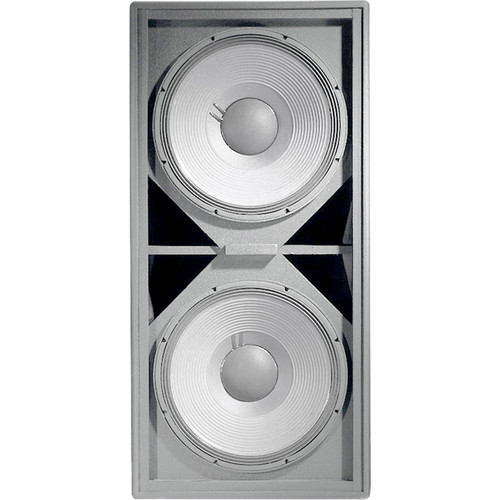 "JBL PD5125 Passive Dual 15"" Low-Frequency Loudspeaker (White)"
