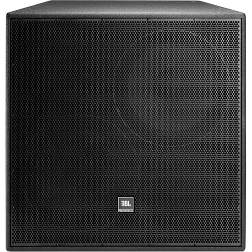 "JBL PD525S-WRX High-Output Dual 15"" Low-Frequency Subwoofer Loudspeaker with WRX Extreme Weather Protection (Black)"
