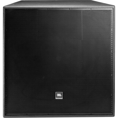 """JBL PD595-WRX 15"""" Horn-Loaded Full-Range Loudspeaker System with WRX Extreme Weather Protection (90° x 50°, Black)"""