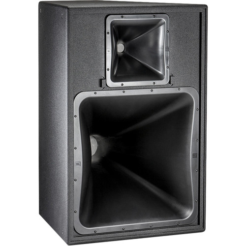 JBL PD6200/64 Passive/Biamp Two-Way Mid-/High-Frequency Loudspeaker (Black)