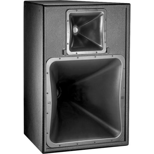 JBL PD6212/95 Passive/Biamp Two-Way Full-Range Loudspeaker (Black)