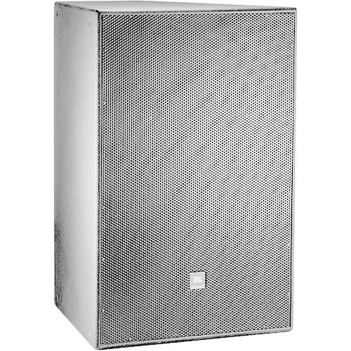 JBL PD6322/64 Passive/Tri-Amp Three-Way Full-Range Loudspeaker (White)