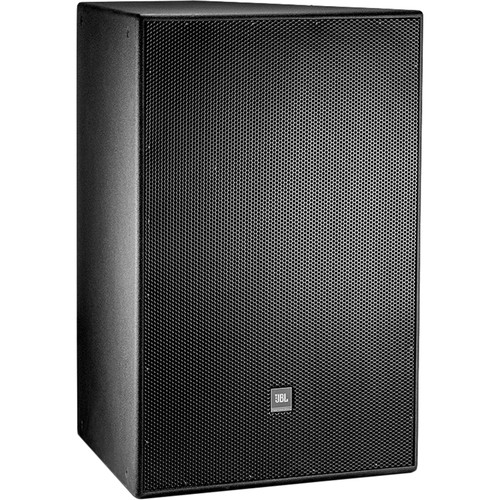 JBL PD6322/64-WRX Weather Resistant Passive/Biamp Three-Way Full-Frequency Loudspeaker (Gray)
