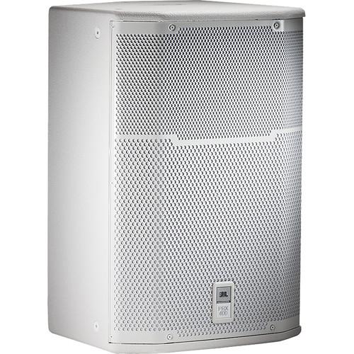 "JBL PRX415M Two-Way 15"" Passive Speaker (White)"