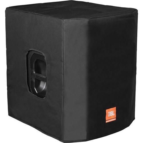 JBL BAGS Padded Cover for PRX418S Speaker (Black, Open Handles)